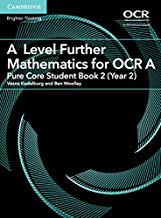AS and A Level - Further Mathematics A - H235, H245 (from