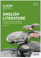 English Literature - Unseen texts - cover