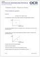 Physics in action - Activity 2 - Force-distance graphs image