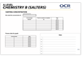 Catalysis, collision theory and activation enthalpy - Activity 1 - Topic exploration pack