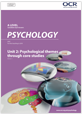 Psychological themes through core studies - candidate style answers - image