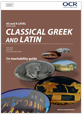 288320 - AS/A Level Classical Greek and Latin - Co-teaching guide - image
