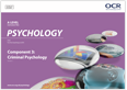 Criminal Psychology - Curriculum plan - Image