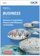 Business 2: operations, finance and influences on business - Candidate style answers