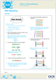 DNA modelling - Learner activity  - cover
