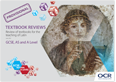 Review of textbooks for the teaching of Latin - cover