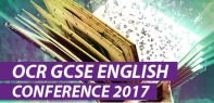 A Level English conference - image
