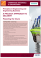 Siemens' powering the future - Learner project brief - cover