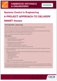 Siemens' SMART Homes - Learner project brief - cover