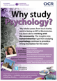 Why study Psychology? - Poster