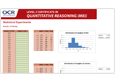 Statistical Experiment activity 1 spreadsheet - cover