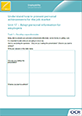 Unit 17 - Adapt personal information for employers - Learner task - Lesson element 2 - cover