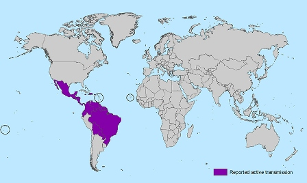 World-map-active-zika-transmission