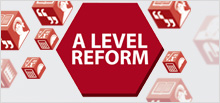 A Level reform information