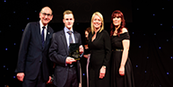 Joshua White apprenticeship winner