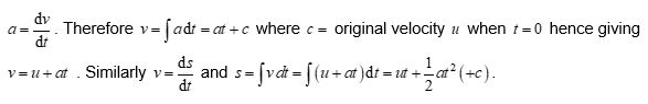 Calculus example